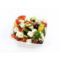 435. Greek salad with