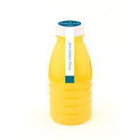 Fresh orange juice with ginger
