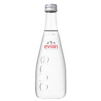 Still water Evian (0.33l)